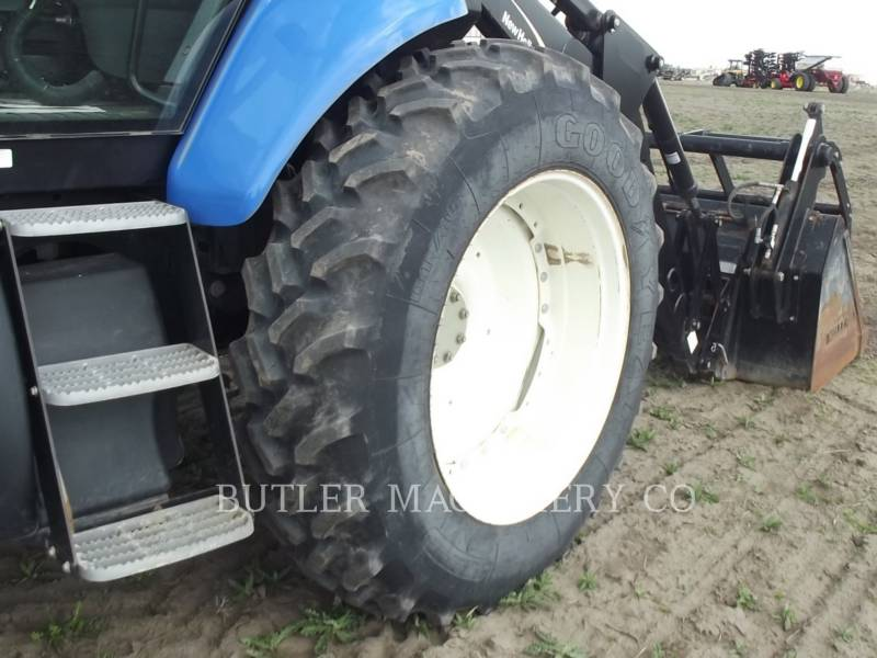NEW HOLLAND LANDWIRTSCHAFTSTRAKTOREN TV6070 equipment  photo 12