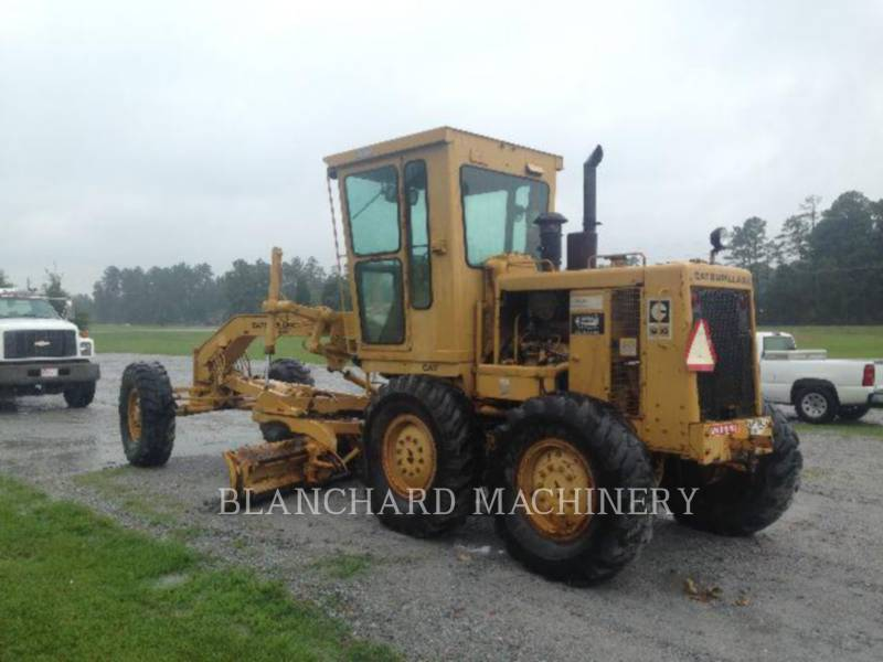 CATERPILLAR NIVELEUSES 120G equipment  photo 1