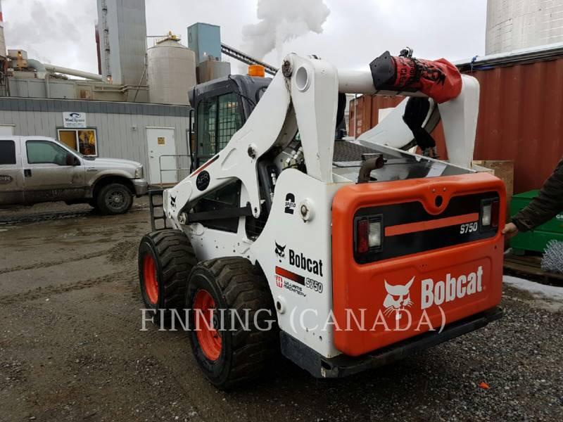 BOBCAT MINICARGADORAS S750 equipment  photo 3