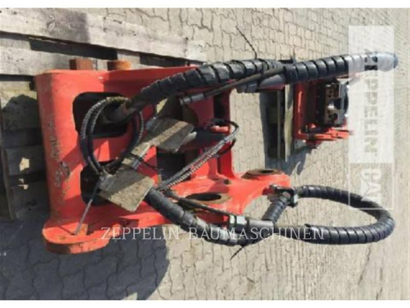 CATERPILLAR  BACKHOE WORK TOOL OILMAX CW45S equipment  photo 6
