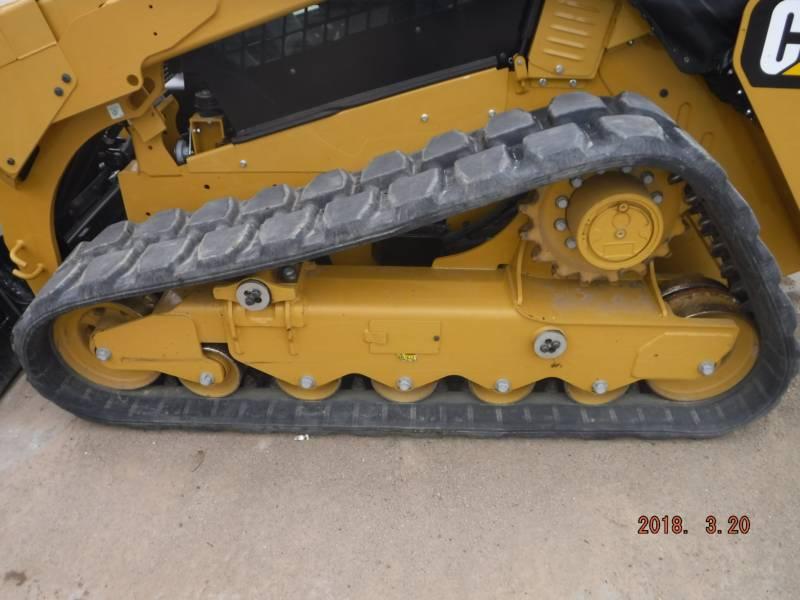 CATERPILLAR CHARGEURS TOUT TERRAIN 299D equipment  photo 12