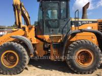 HYUNDAI WHEEL LOADERS/INTEGRATED TOOLCARRIERS HL757-9A XTD equipment  photo 5