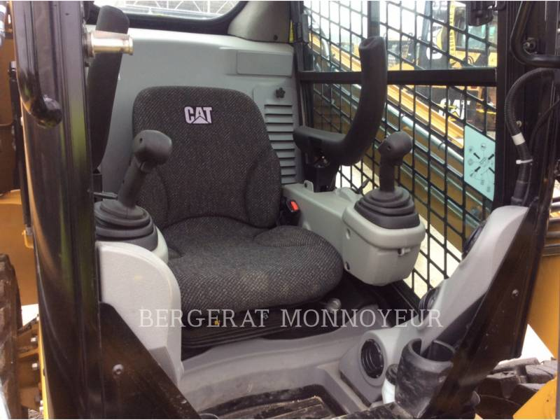 CATERPILLAR MINICARGADORAS 256C equipment  photo 5