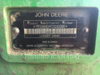 JOHN DEERE HOLZLADER 2454D equipment  photo 10