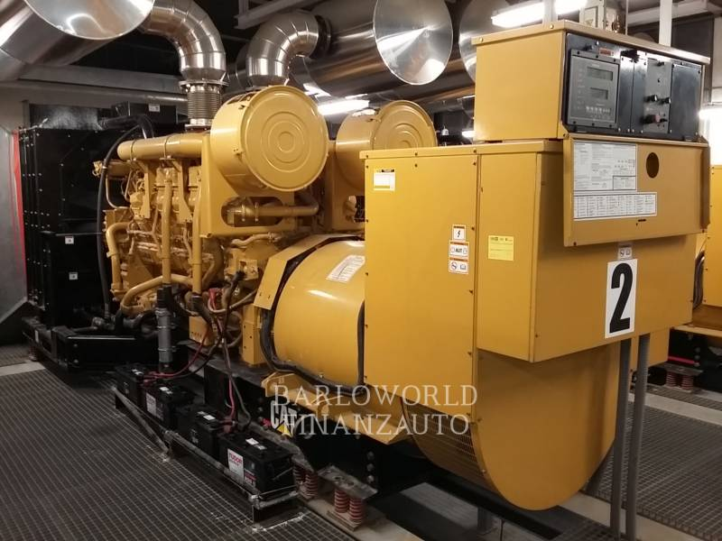 CATERPILLAR POWER MODULES (OBS) 3512 equipment  photo 6