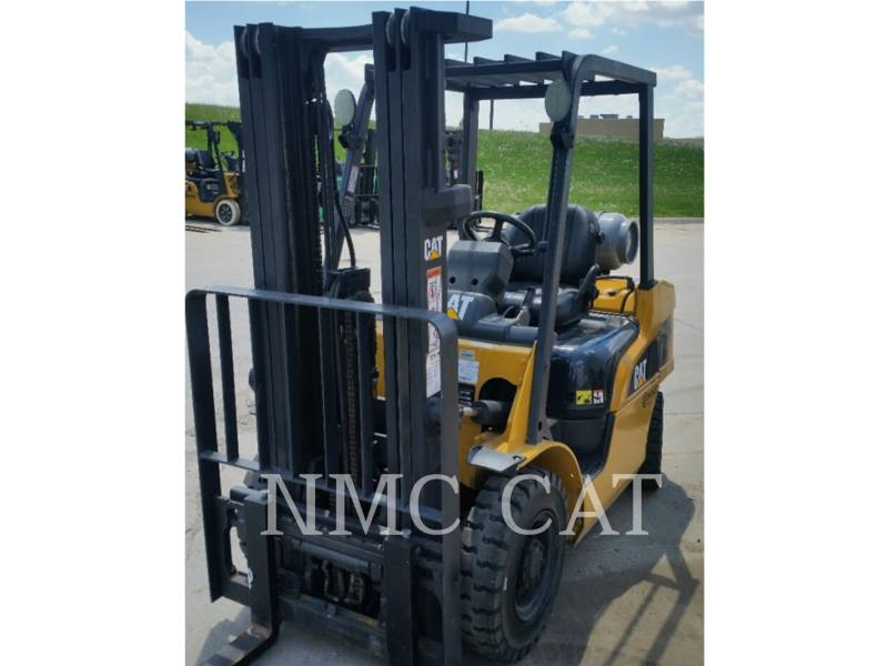 CATERPILLAR LIFT TRUCKS GABELSTAPLER 2P50004_MC equipment  photo 2