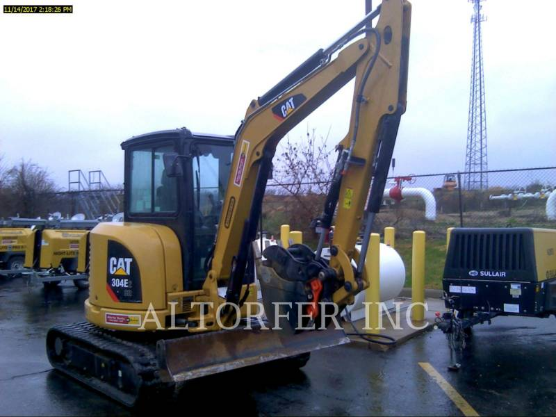 CATERPILLAR TRACK EXCAVATORS 304E2 CR- equipment  photo 2