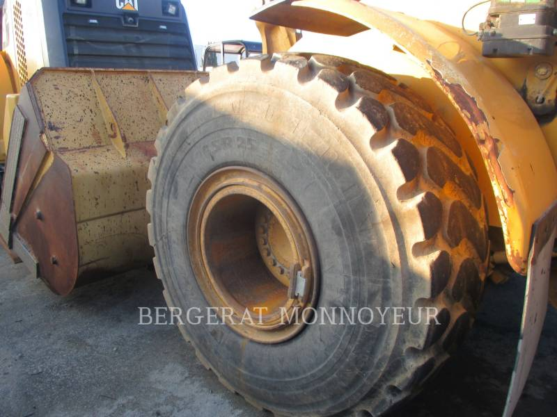 CATERPILLAR WHEEL LOADERS/INTEGRATED TOOLCARRIERS 966G equipment  photo 11