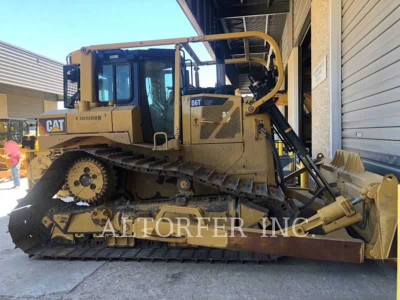 CATERPILLAR KETTENDOZER D6T LGP W equipment  photo 1