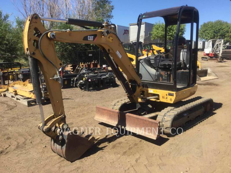 CATERPILLAR トラック油圧ショベル 302.7D CR equipment  photo 1