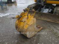 JOHN DEERE PELLES SUR CHAINES 85D equipment  photo 18