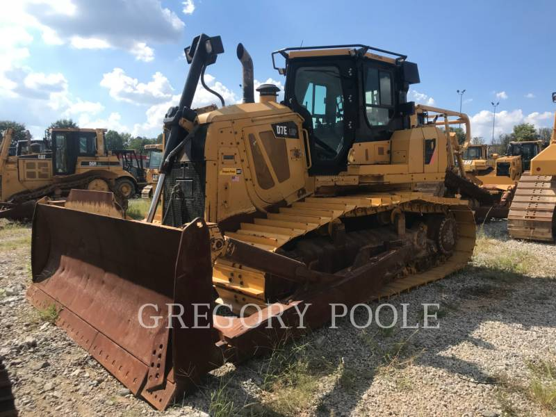 CATERPILLAR MINING TRACK TYPE TRACTOR D7E LGP equipment  photo 3