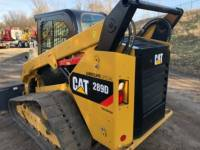 CATERPILLAR CHARGEURS TOUT TERRAIN 289D equipment  photo 6