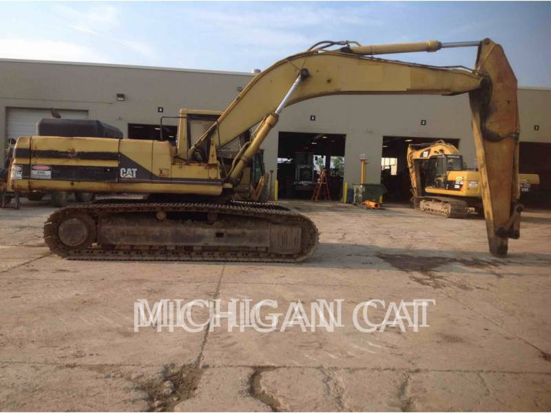 CATERPILLAR TRACK EXCAVATORS 330L equipment  photo 5