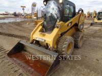 Equipment photo Caterpillar 246C MINIÎNCĂRCĂTOARE RIGIDE MULTIFUNCŢIONALE 1