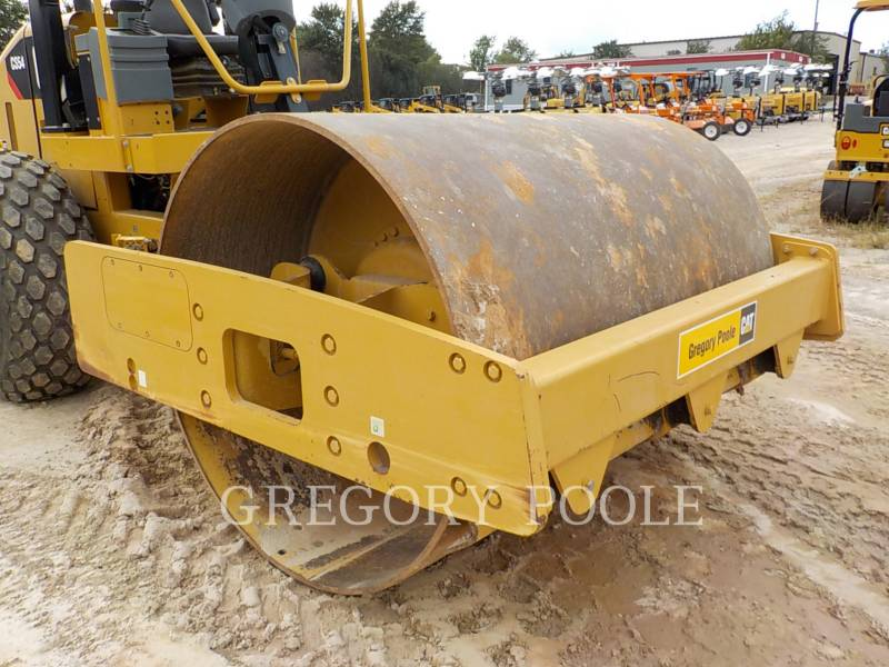 CATERPILLAR VIBRATORY SINGLE DRUM SMOOTH CS-54 equipment  photo 6