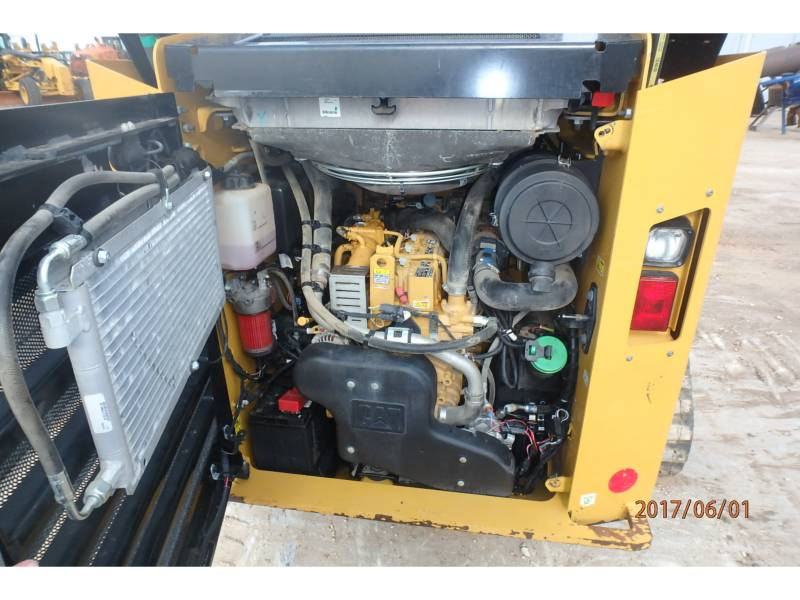 CATERPILLAR PALE CINGOLATE MULTI TERRAIN 289D equipment  photo 11
