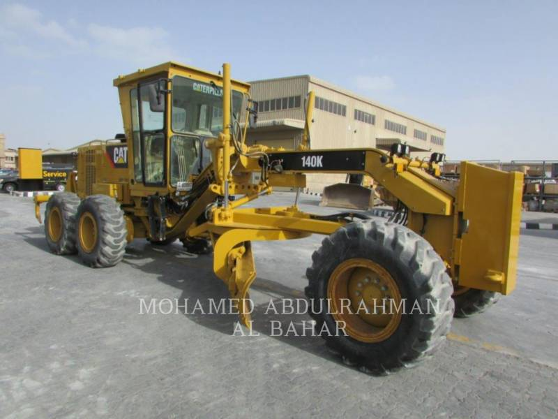 CATERPILLAR NIVELEUSES 140 K equipment  photo 7