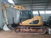 CATERPILLAR TRACK EXCAVATORS 311CU equipment  photo 1