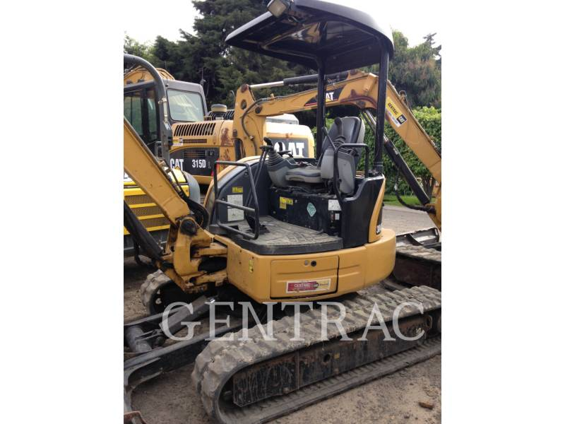 CATERPILLAR PELLES SUR CHAINES 304DCR equipment  photo 1