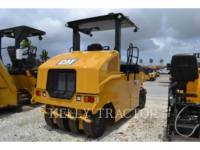 CATERPILLAR COMPACTADORES CON RUEDAS DE NEUMÁTICOS CW16 equipment  photo 2