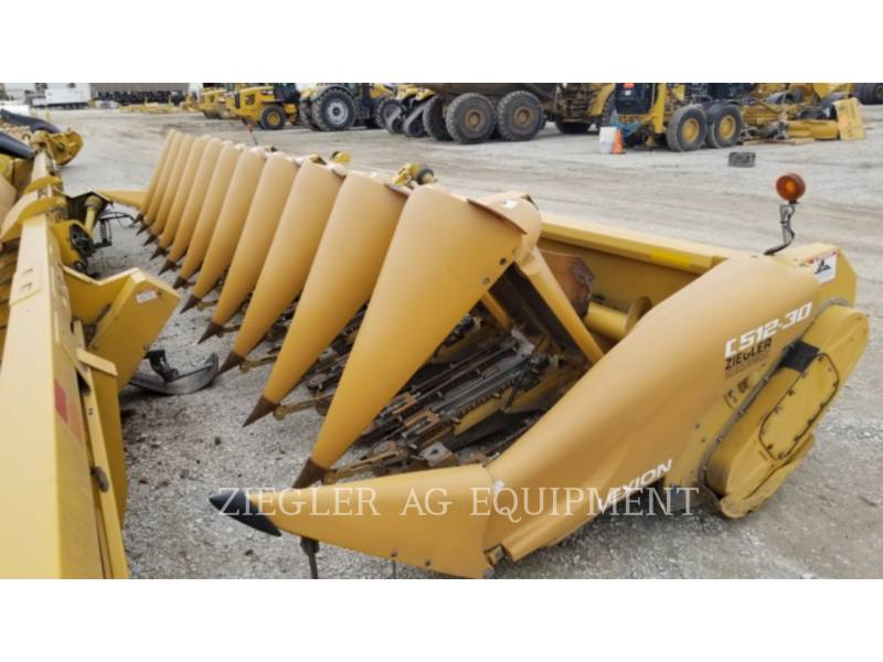 LEXION COMBINE HEADERS C512-30 equipment  photo 1