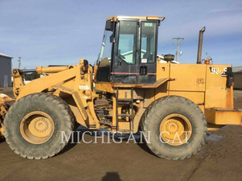 CATERPILLAR PALE GOMMATE/PALE GOMMATE MULTIUSO 938F equipment  photo 7