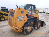 CASE/NEW HOLLAND CARREGADEIRAS TODO TERRENO SR200 equipment  photo 3
