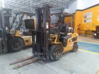 Equipment photo CATERPILLAR LIFT TRUCKS GP35N CARRELLI ELEVATORI A FORCHE 1