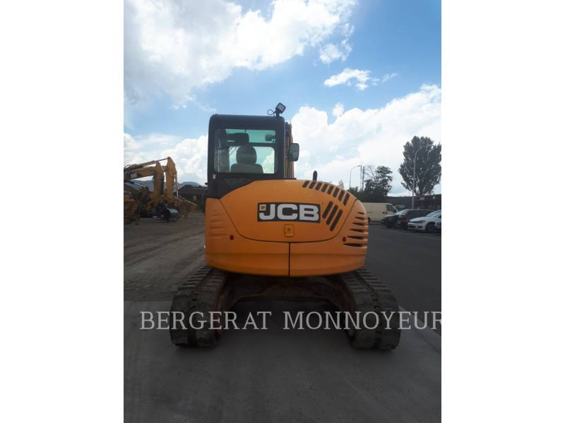 JCB KETTEN-HYDRAULIKBAGGER 8085 equipment  photo 2
