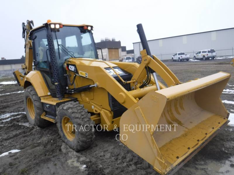 Caterpillar BULDOEXCAVATOARE 420F2 4ECB equipment  photo 5