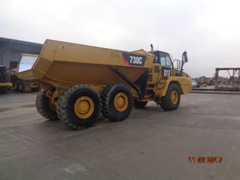 CATERPILLAR TOMBEREAUX ARTICULÉS 730C equipment  photo 5