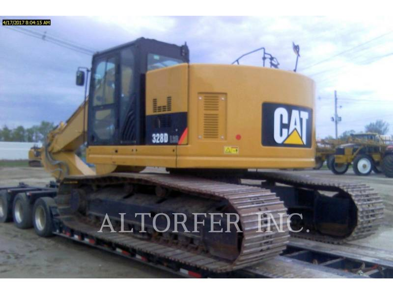 CATERPILLAR トラック油圧ショベル 328DL CR equipment  photo 3