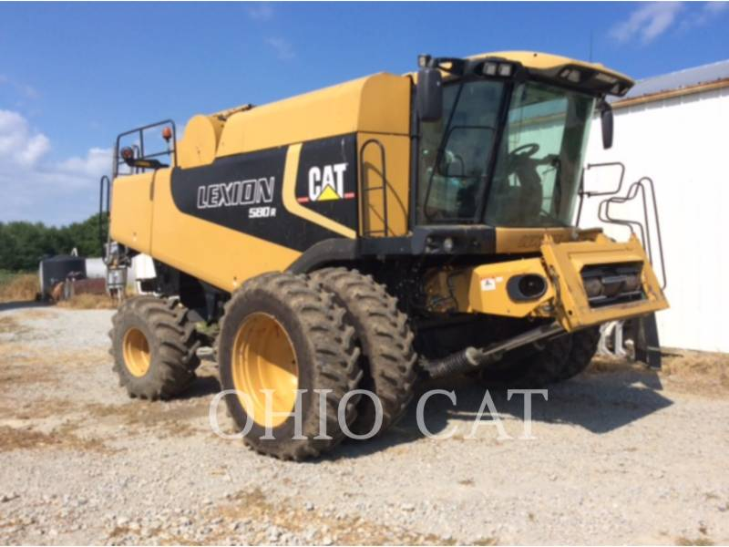 CLAAS OF AMERICA COMBINADOS LEX580R FR equipment  photo 4