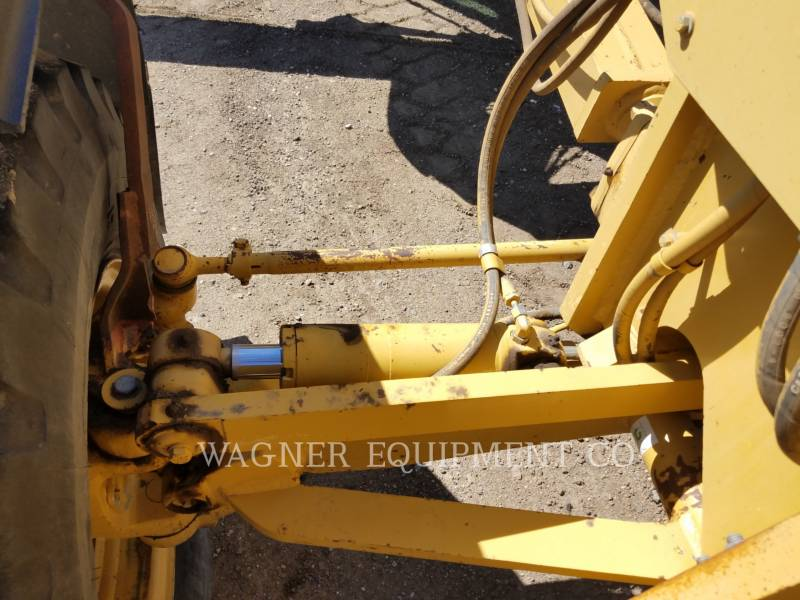 Caterpillar AUTOGREDERE 140HNA equipment  photo 9