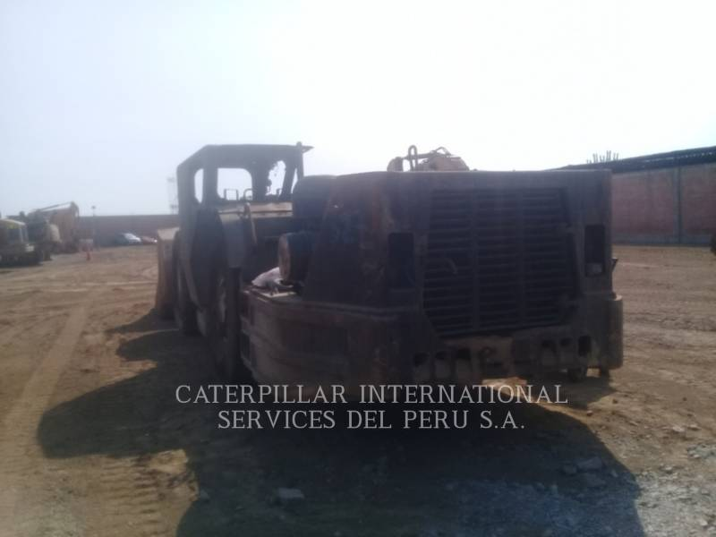 CATERPILLAR CARGADOR PARA MINERÍA SUBTERRÁNEA R 1600 H equipment  photo 5