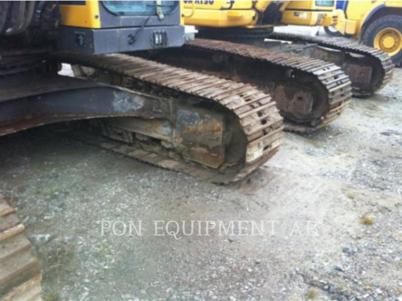 VOLVO CONSTRUCTION EQUIP BRASIL ESCAVADEIRAS EC210 equipment  photo 8