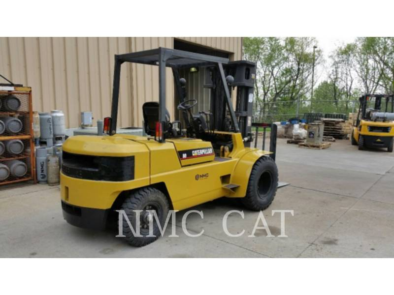 CATERPILLAR LIFT TRUCKS GABELSTAPLER DPL40_MC equipment  photo 3