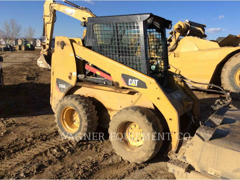 CATERPILLAR SCHRANKLADERS 236B3 equipment  photo 4