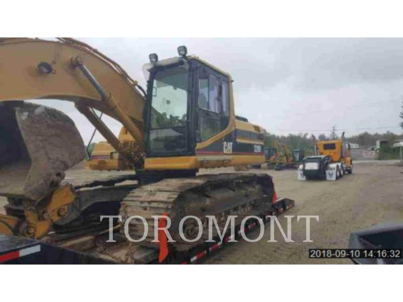 CATERPILLAR TRACK EXCAVATORS 320BL equipment  photo 2