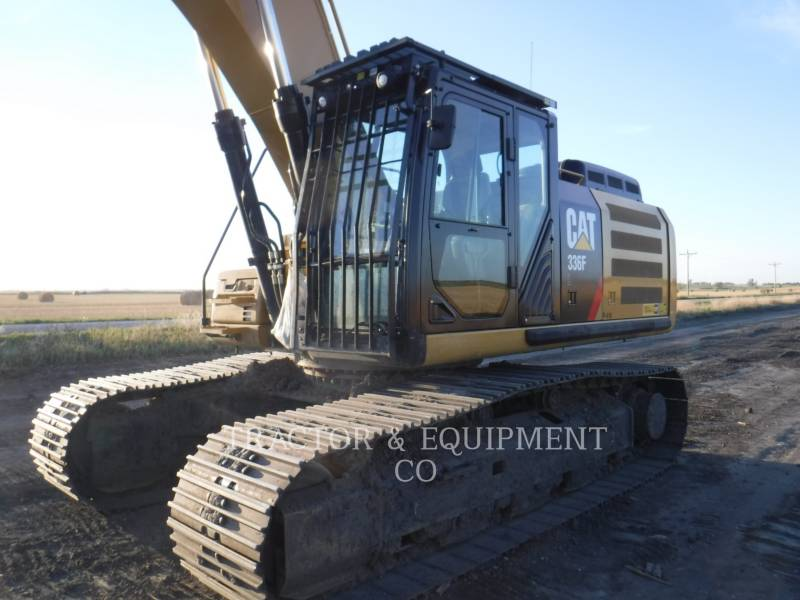 CATERPILLAR PELLES SUR CHAINES 336F L equipment  photo 4