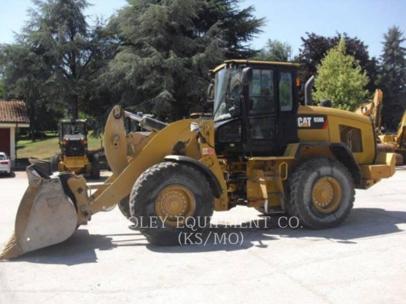 CATERPILLAR RADLADER/INDUSTRIE-RADLADER 938K equipment  photo 1