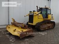 Equipment photo KOMATSU LTD. D65EX-17 TRACK TYPE TRACTORS 1