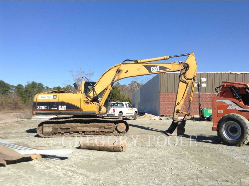 CATERPILLAR ESCAVADEIRAS 320C L equipment  photo 8