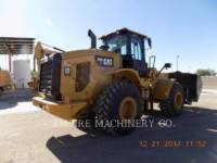 CATERPILLAR CHARGEURS SUR PNEUS/CHARGEURS INDUSTRIELS 950GC FC equipment  photo 2