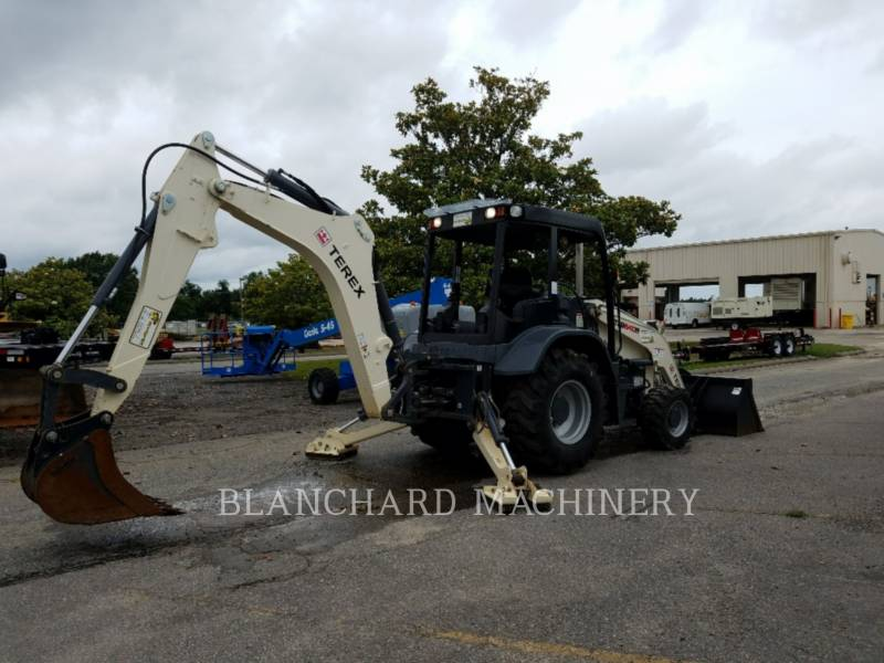 TEREX CORPORATION BACKHOE LOADERS TLB840 equipment  photo 4