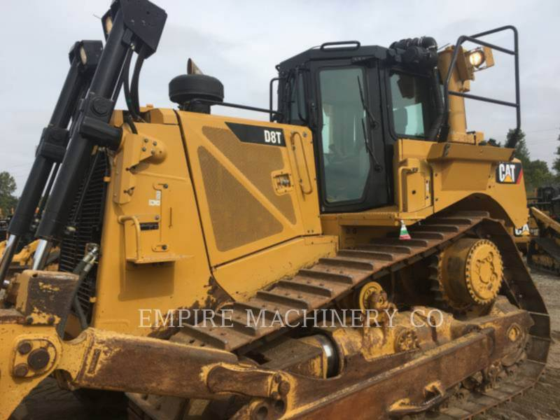 CATERPILLAR CIĄGNIKI GĄSIENICOWE D8T equipment  photo 2
