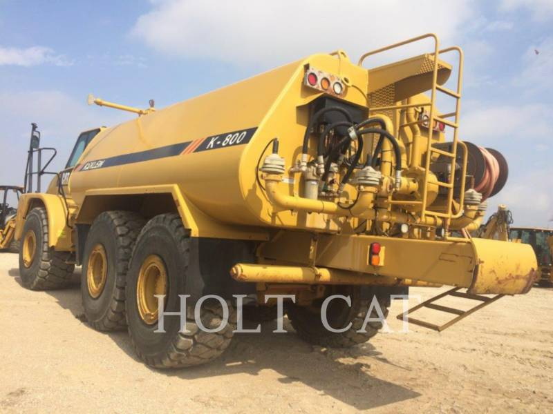 CATERPILLAR WATER TRUCKS W00 740 equipment  photo 5