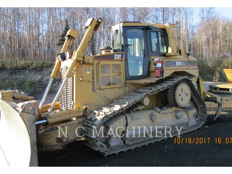 CATERPILLAR TRACTEURS SUR CHAINES D6R XLVPAT equipment  photo 1