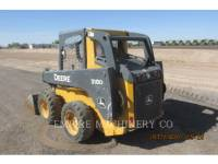 JOHN DEERE SKID STEER LOADERS 318D equipment  photo 3